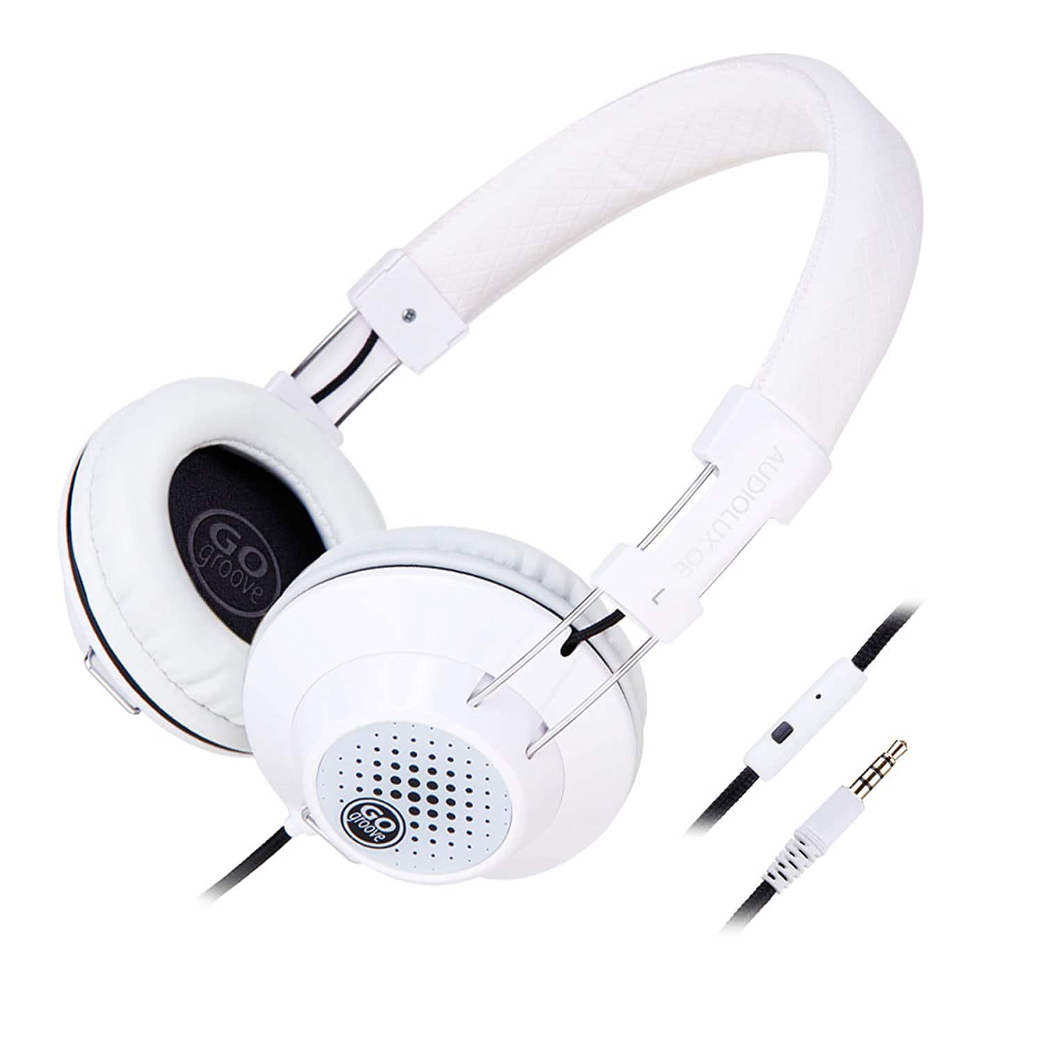 GOgroove AudioLUX OE Headphones for $10 + FS