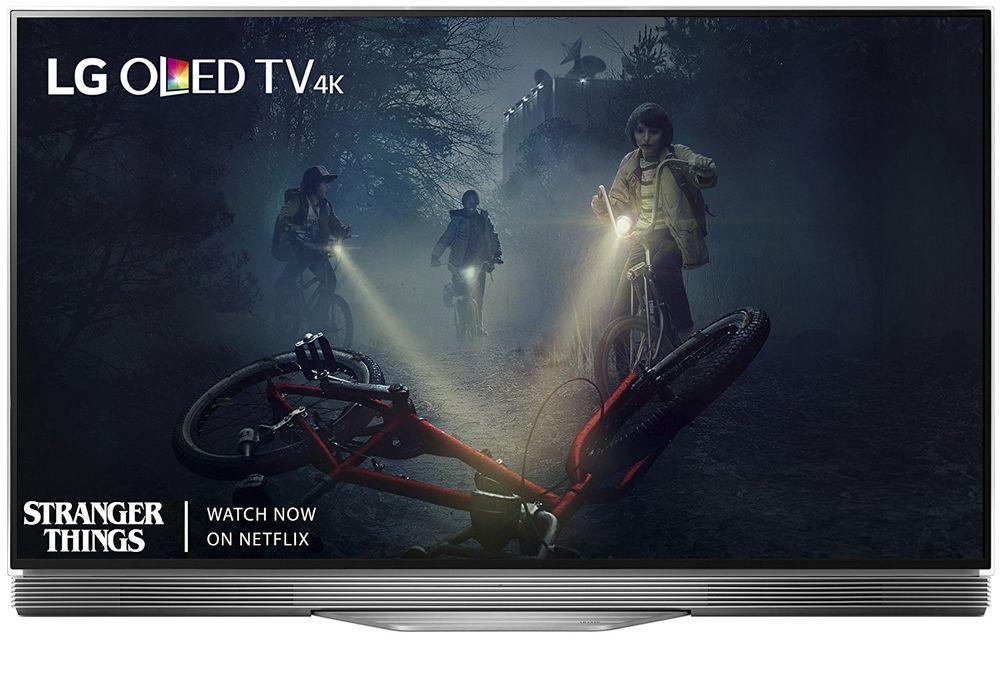 LG Electronics OLED65E7P 65-Inch 4K Ultra HD Smart OLED TV $2249 + Free Shipping