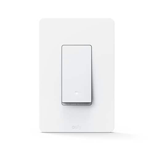 Eufy Smart Switch by Anker with Alexa & Google Assistant $22.69 + FSSS