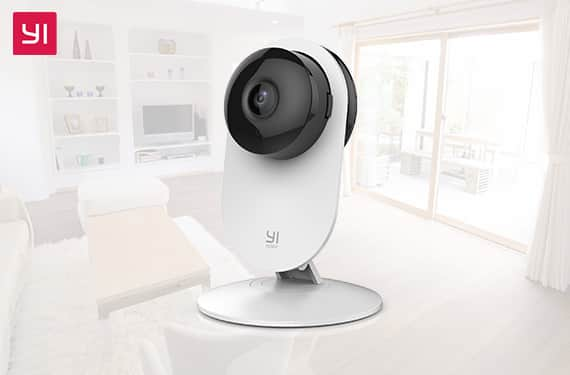 YI 1080p Home Camera Indoor Wireless IP Security Camera with Night Vision for $37.88 + FSSS