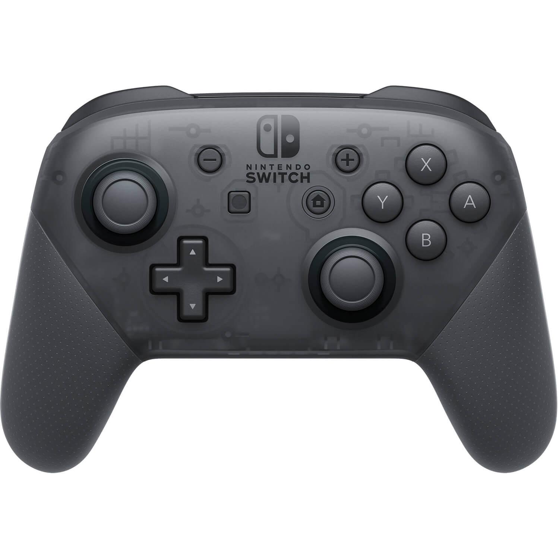 Nintendo Switch Pro Controller $55 AC + Free Shipping