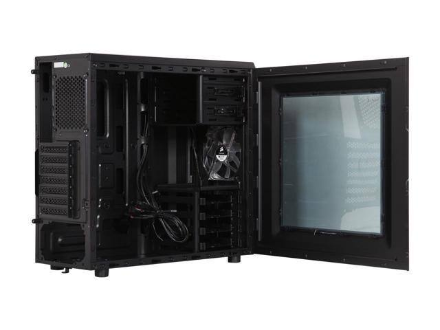 Corsair Carbide Series CC-9011050-WW SPEC-01 Black ATX Mid Tower Gaming Computer Case $25 AR Shipped