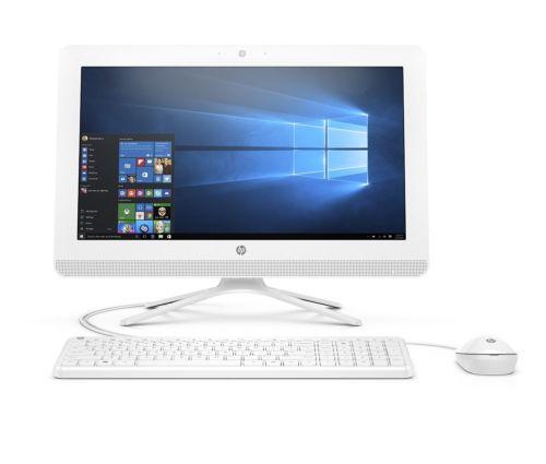 "HP 22-B016 21.5"" AIO Desktop Intel Pentium J3710 1.6GHz 4GB 1TB WiFi BT Win10 Refurbished $220 + Free Shipping (eBay Daily Deal)"