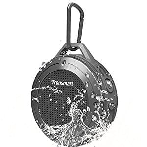 Tronsmart T4 IP67 Water-Resistant Wireless Mini Speaker with Built-in Mic & 6hrs Playtime $7.49 + FSSS