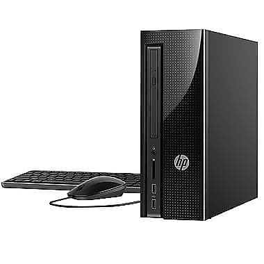 HP Slimline 270-a016 Desktop AMD A9-9430 3.20GHz 8GB 1TB HDD Windows 10 Home Refurbished $159.99 Shipped