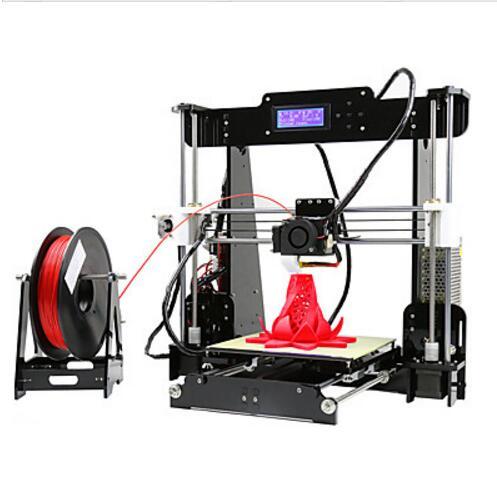 Anet A8 Desktop 3D Printer Prusa i3 DIY Kit $124.98 + Free Shipping