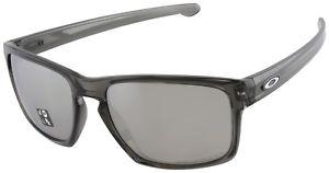 Oakley Sliver Sunglasses OO9262-13 Grey Smoke   Chrome Iridium Polarized Lenses $57.99 + Free Shipping
