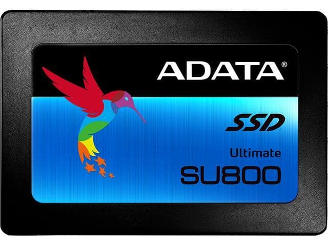 ADATA Ultimate SU800 3D NAND 2.5 Inch SATA-III Internal Solid State Drive(s): 128GB for $36.99, 256GB for $59.99, 512GB for $101.99 + Free Shipping