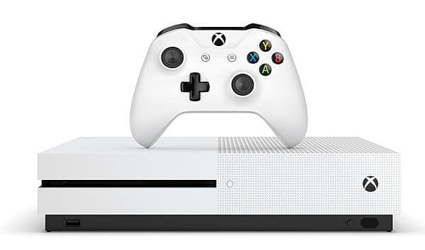 500GB Microsoft XBOX One S Gaming Console with Fallout 4 for $199.99 + Free Shipping