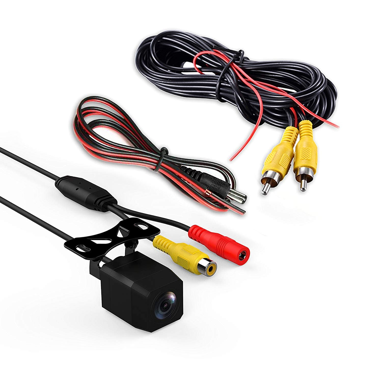 Elecwave Waterproof Vehicle Car Rear View Camera - $9.99 + FSSS