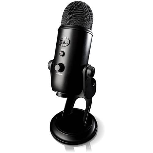 Blue Microphones Yeti Blackout Microphone & Tom Clancy's Ghost Recon Stream Bundle $97 + Free Shipping (eBay Daily Deal)