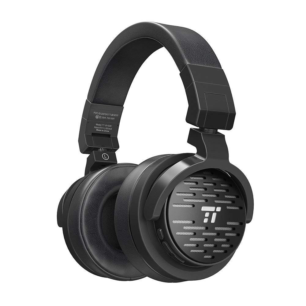 TaoTronics Over Ear Bluetooth Headphones with 50mm Large-Aperture Drivers and Deep Bass $29.99 AC + FSSS