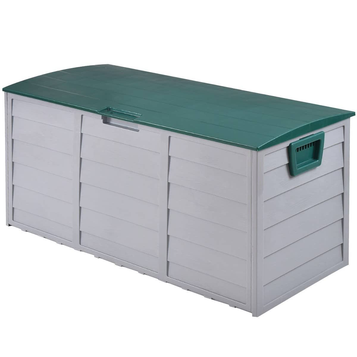 Costway 70 Gallon Outdoor Deck Storage Box $42.95 + Free Shipping