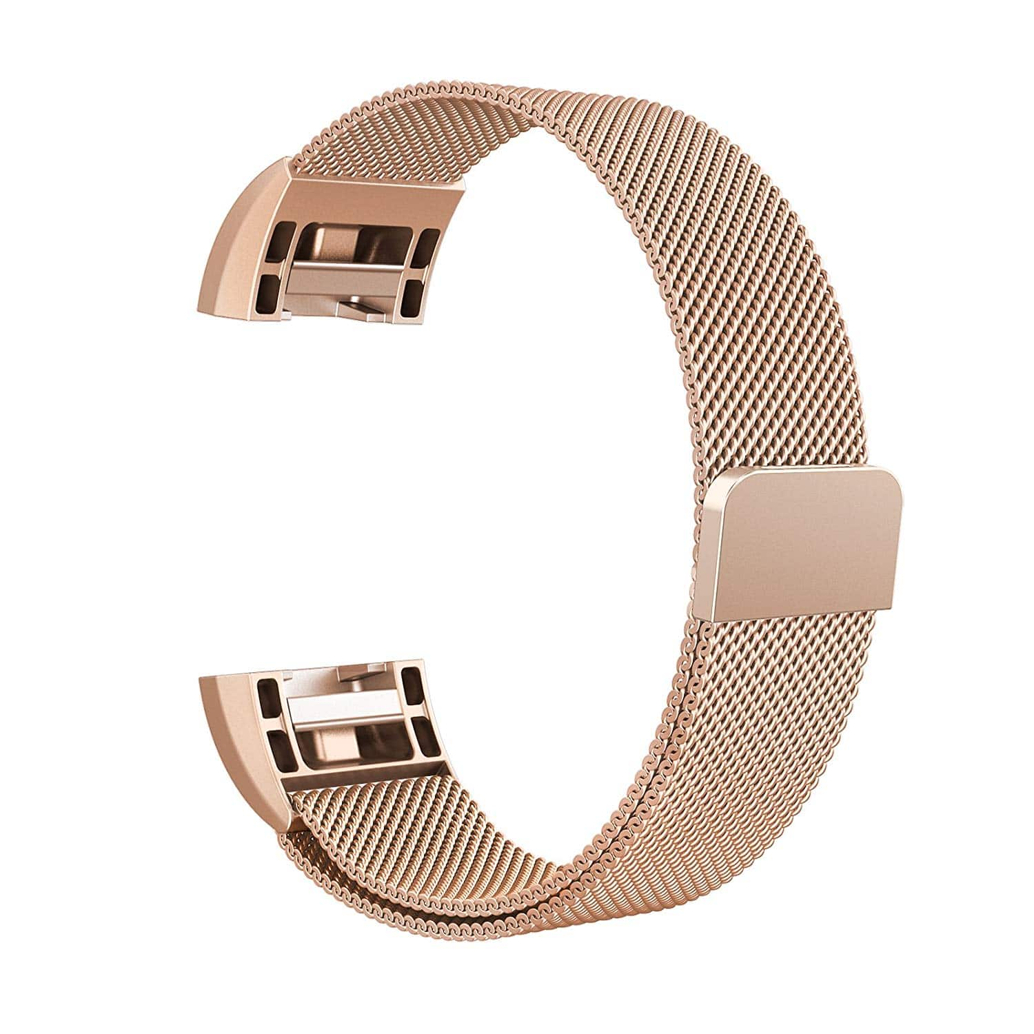 Fitbit Charge 2 Milanese Bands (Various Colors) $2.99 AC + FSSS