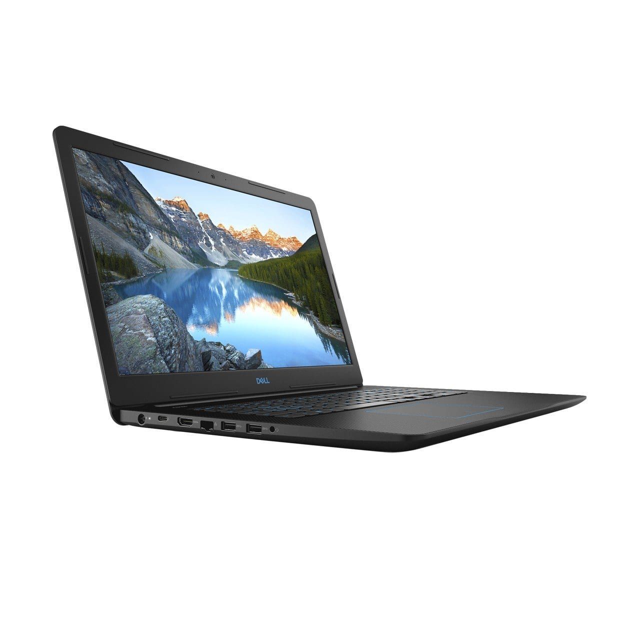 Dell G3 17 Gaming Laptop: i7-8750H, iGB DDR3, GTX 1050 TI, 128GB + 1TB HDD, Thunderbolt 3, Backlit KB for $849.99 AC + Free Shipping