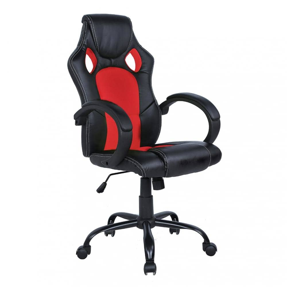 High Back Executive Bucket Seat Racing Style Chair (Various Colors): $52 AC + Free Shipping