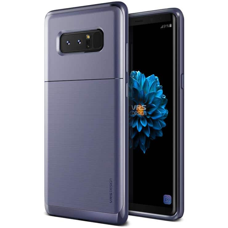 VRS Design Cases: Samsung Galaxy S9, S8, S7, Note 8 Series From $1.99 + Free Shipping