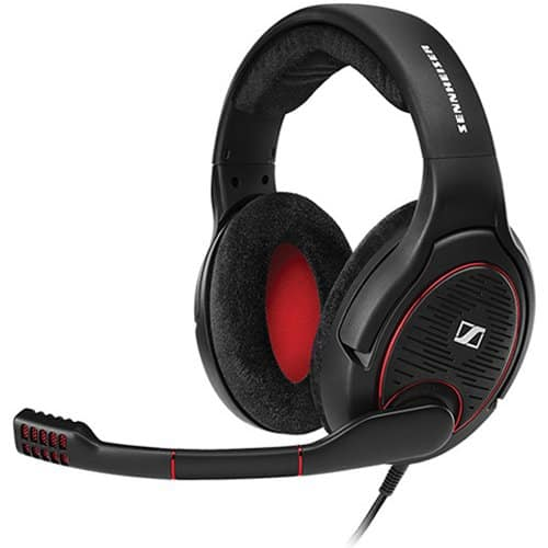 Sennheiser Game One Over Ear Gaming Headset (Black) $119 AC + FS