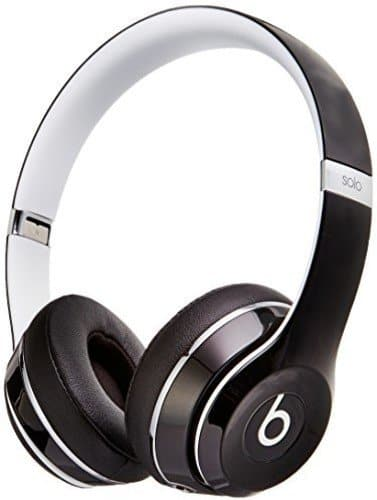 Beats by Dr. Dre Solo2 Luxe Edition On-Ear Foldable Stereo Headphones - Black - $85.00 AC - Free Shipping
