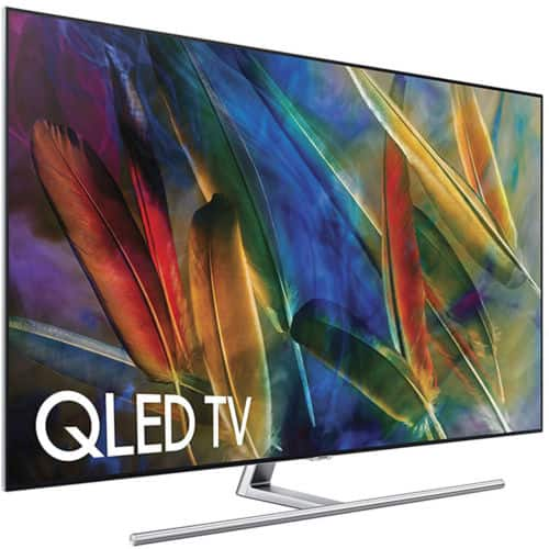 Samsung QN65Q7F Flat 65-Inch 4K Ultra HD Smart QLED TV $1449 + Free Shipping (eBay Daily Deal)