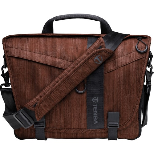 Tenba DNA 10 Messenger Bag (Dark Copper) for $49.95 + Free Shipping