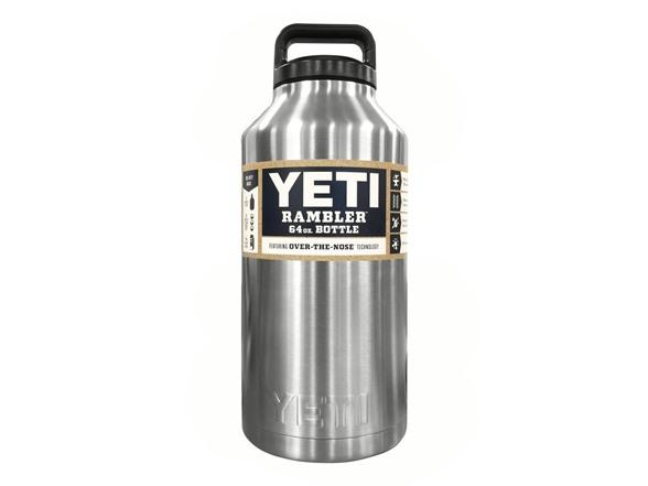 Yeti Rambler 64oz Stainless Steel - $29.99 + Free Shipping w/ Prime
