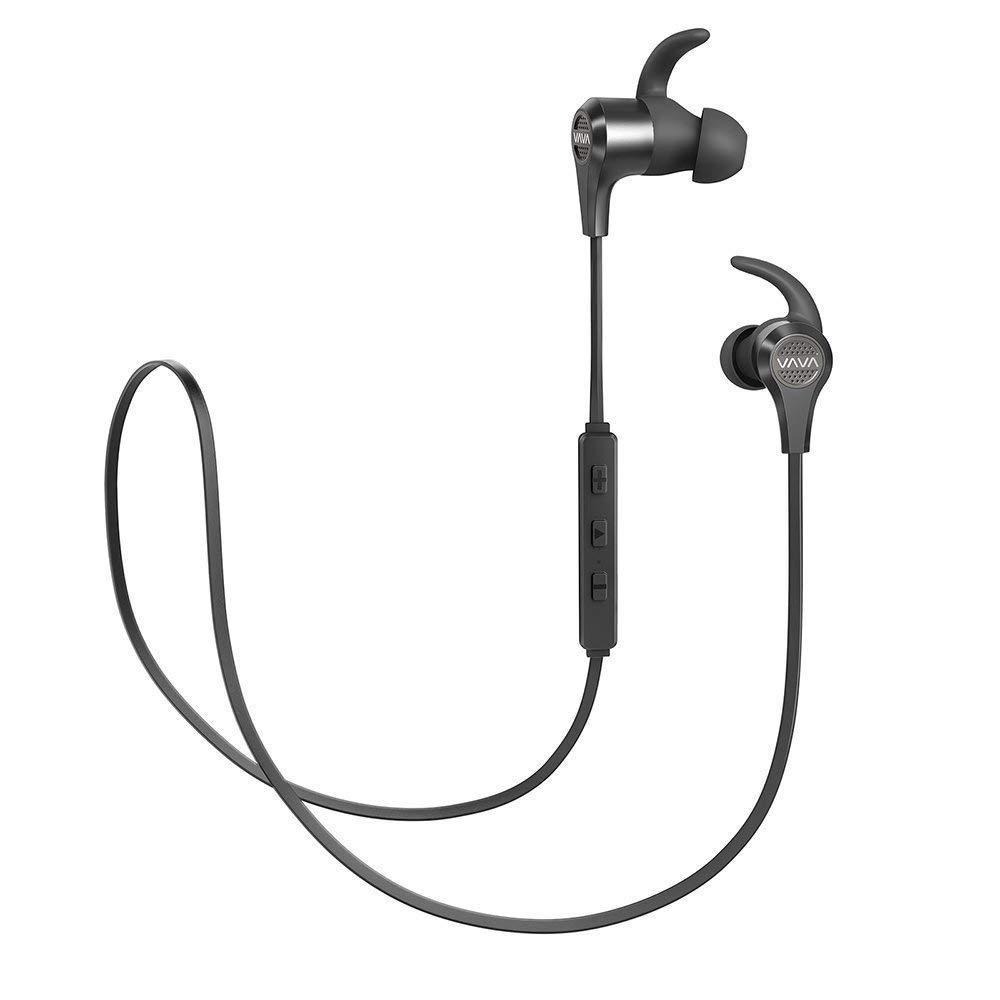 VAVA MOOV 25 Bluetooth Headphones (Certified Refurbished) $5.99 + FSSS