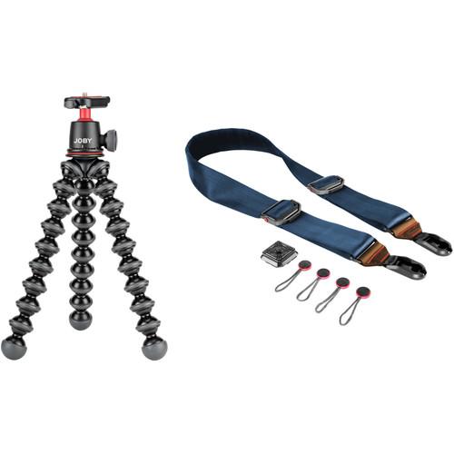 Joby GORILLAPOD 3K KIT- BLK w/ Slide Strap for $79.95 + FS