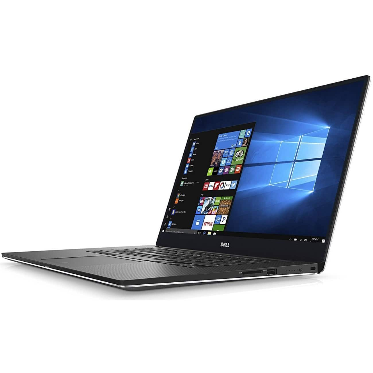 Dell XPS 15 Touch Laptop: i5-7300HQ,15 6