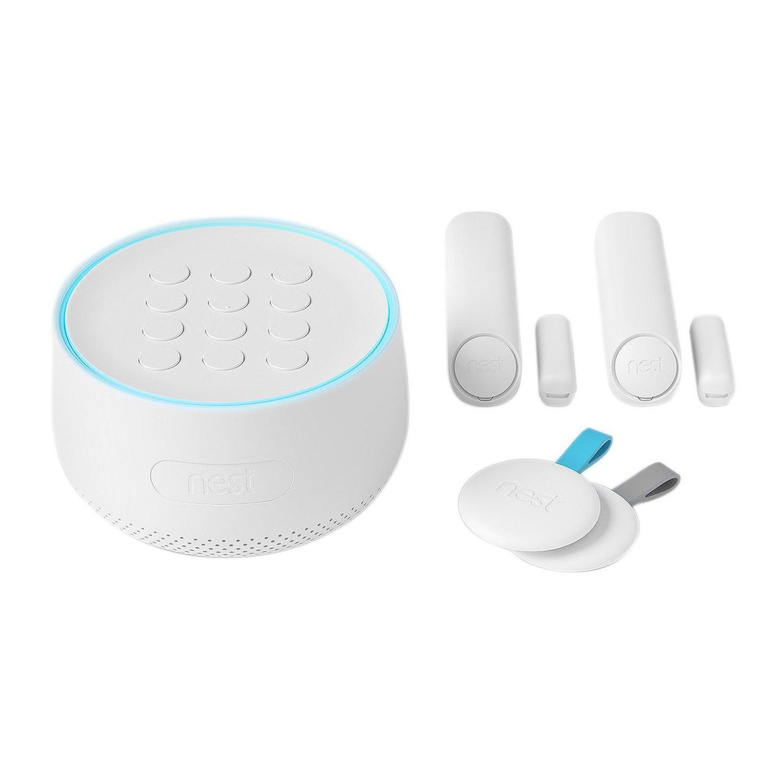 Nest Secure Alarm System Starter Pack w/ Sensors Keypad (H1500ES) for $309.95 - Free Shipping