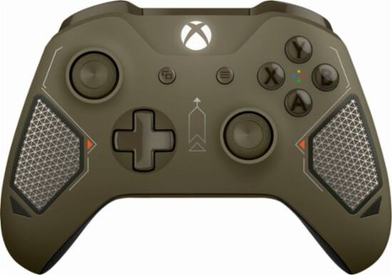 Microsoft Xbox Wireless Controller with Bluetooth Combat Tech Special Edition - $50.95 + FS
