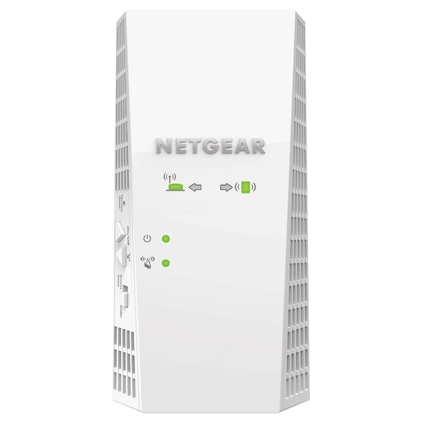 Refurbished NETGEAR Nighthawk X4 AC2200 WiFi Mesh Extender MU-MIMO