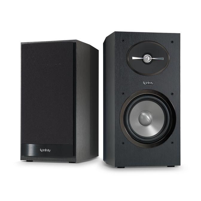 Infinity Reference Speakers R10 Subwoofer 175 R162 Bookshelf