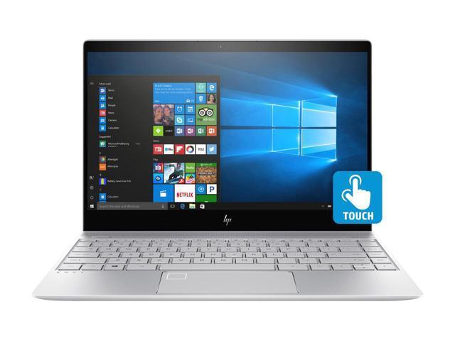 "HP ENVY i7 8550U (1.80 GHz) 16GB RAM 512GB SSD NVIDIA MX150 4K Touchscreen Win 10 Home 13.3"" (Refurbished) + $50 Gift Card for $799.99"