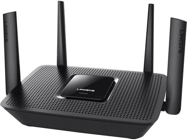 Linksys EA8300 Max-Stream AC2200 Tri-Band MU-MIMO Wi-Fi Router (Refurbished) - $89.99 + Free Shipping