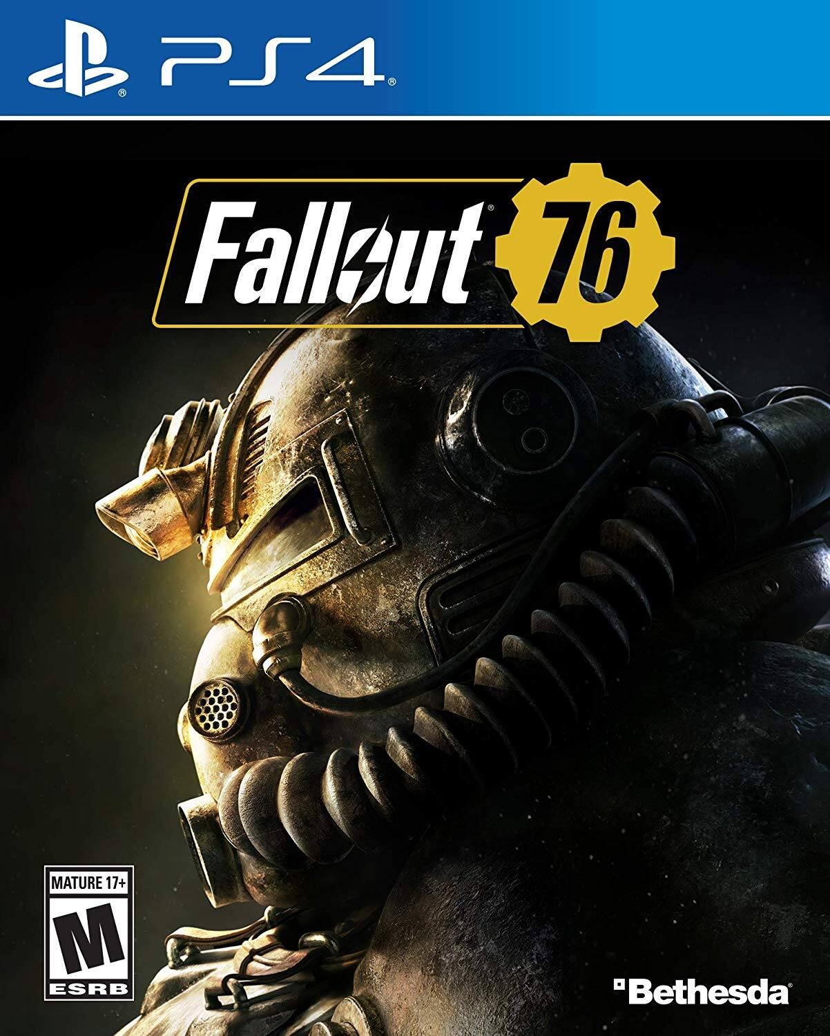 Fallout 76 - PlayStation 4 Standard Edition (Pre-Order) - $39.99 + Free Shipping