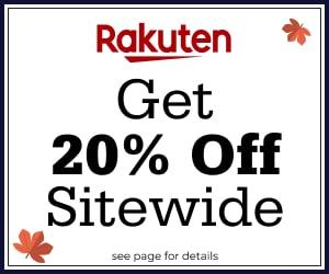 Rakuten Black Friday Sale 20 Off Sitewide On Electronics