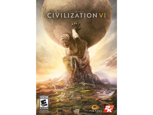 PC Digital Downloads: Sid Meier's Civilization VI $12.74, Overcooked! 2 $15.46 AC