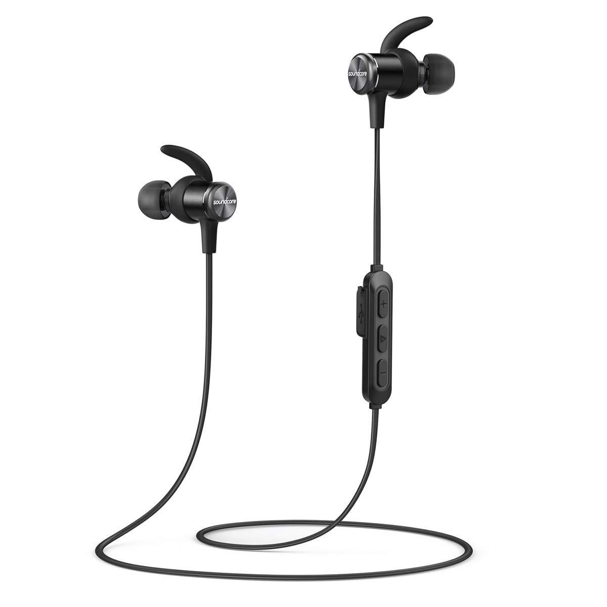 Anker Soundcore Spirit Bluetooth Headphones 8H Battery, IPX7 Waterproof SweatGuard $26 + FSSS