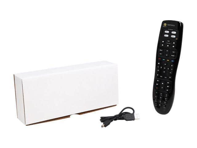Logitech Certified Refurbished Harmony 350 Remote Control for 8 Devices - $9.99 + Free Shipping