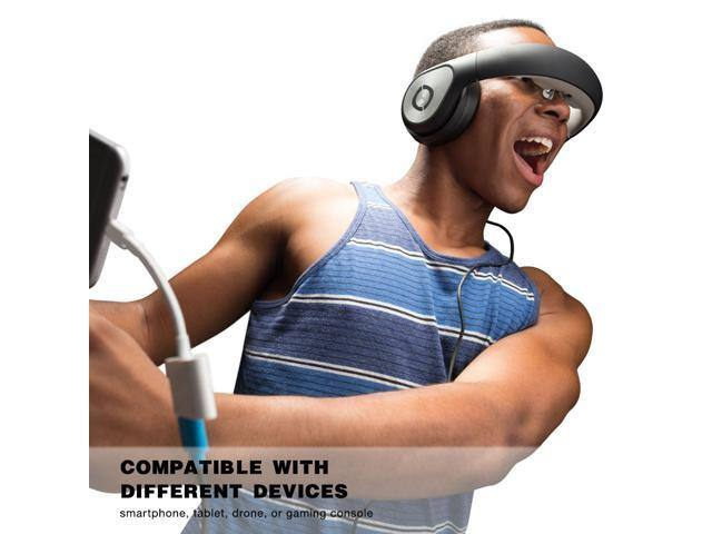 Avegant Glyph AG101 VR Headset Power 3D Mobile Theater INTL Version - $169.99  + Free Shipping