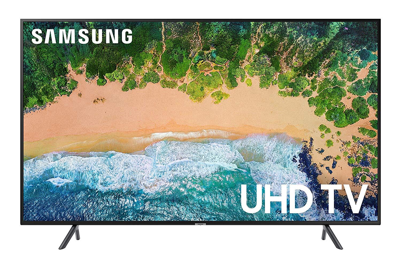 Samsung SASUN40NU7100F 40 in LED 4K HDR TV - $299.99 + Free Shipping