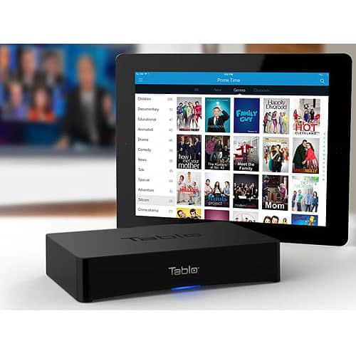 Tablo 4-Tuner DVR for HDTV Antennas - $199 + Free Shipping