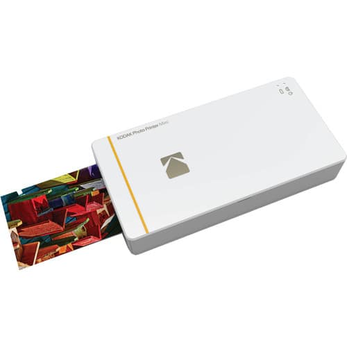 Kodak Photo Printer Mini (White) $54.50 + Free Shipping