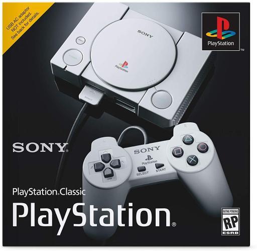 Sony PlayStation Classic Retro Mini Console - $57.99 + FS