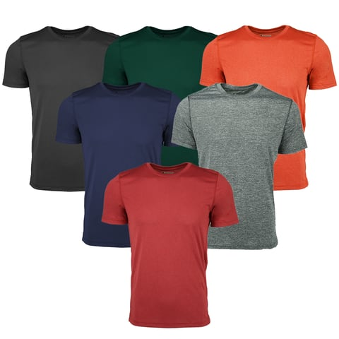 37e30021a9 Champion Men s Mystery Performance T-Shirts 3-Pack -  14.99 + Free Shipping