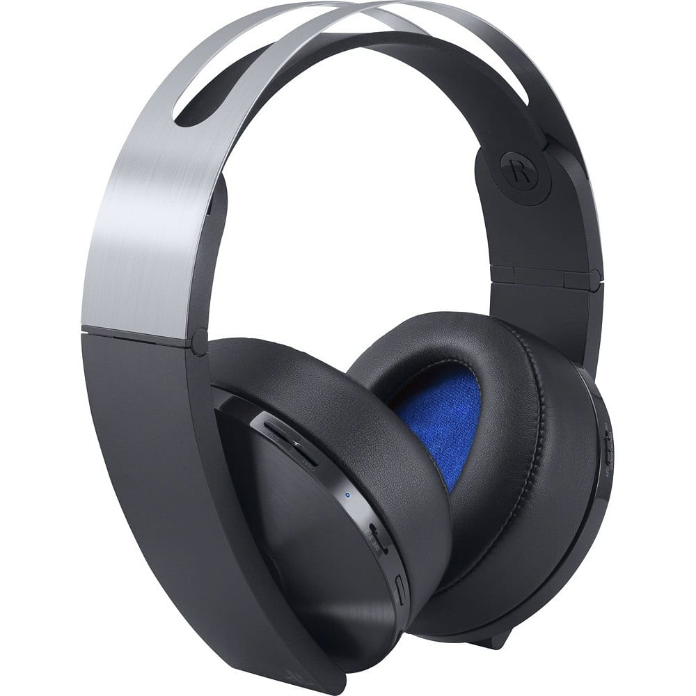 Gamestop Ps4 Headset Platinum | Gameswalls org