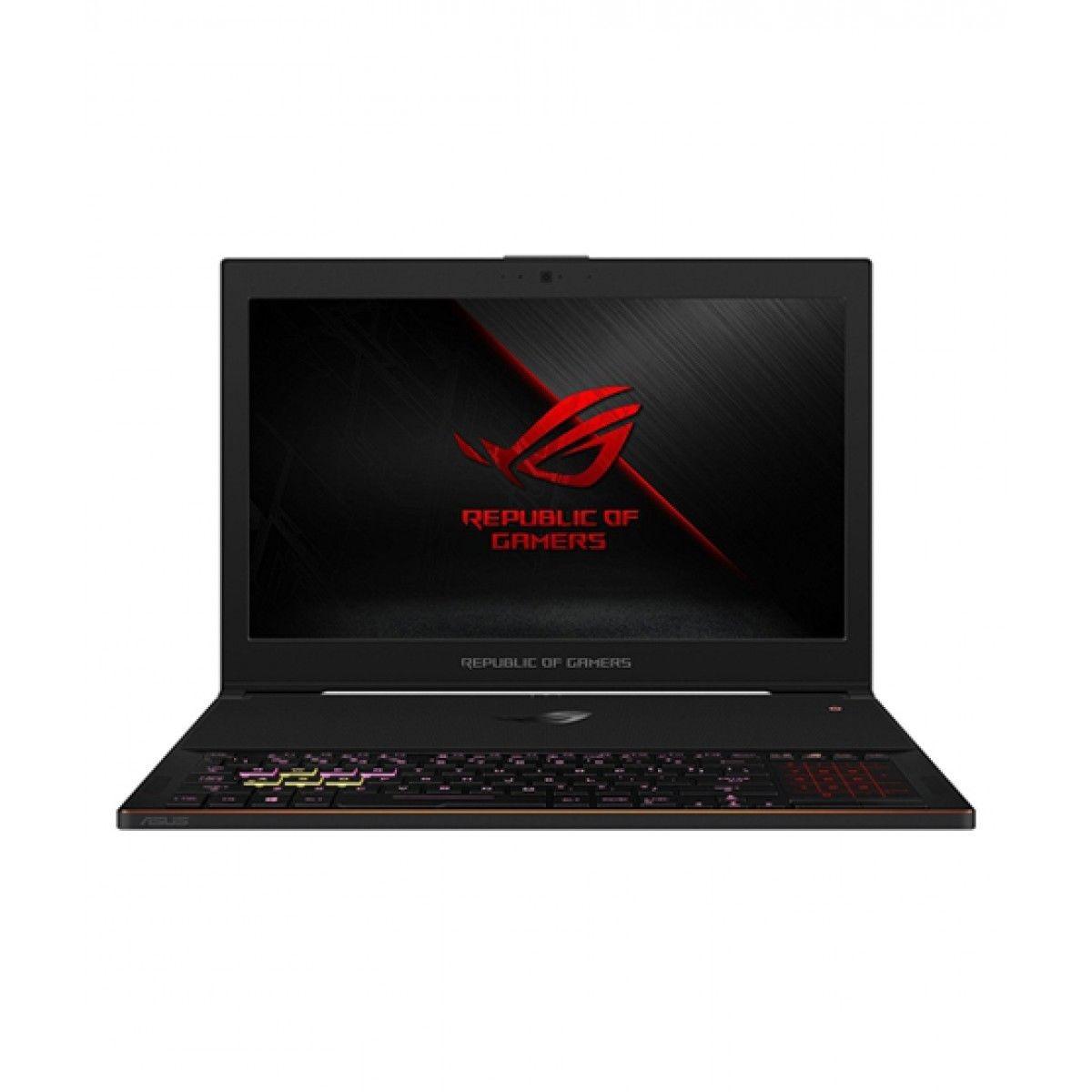 Asus GX501GI-XS74 15.6 Laptop Intel i7-8750H up to 4.10 GHz 16GB 512GB NVMe GTX 1080 8GB 144HZ G-SYNC for $1799.99 + FS