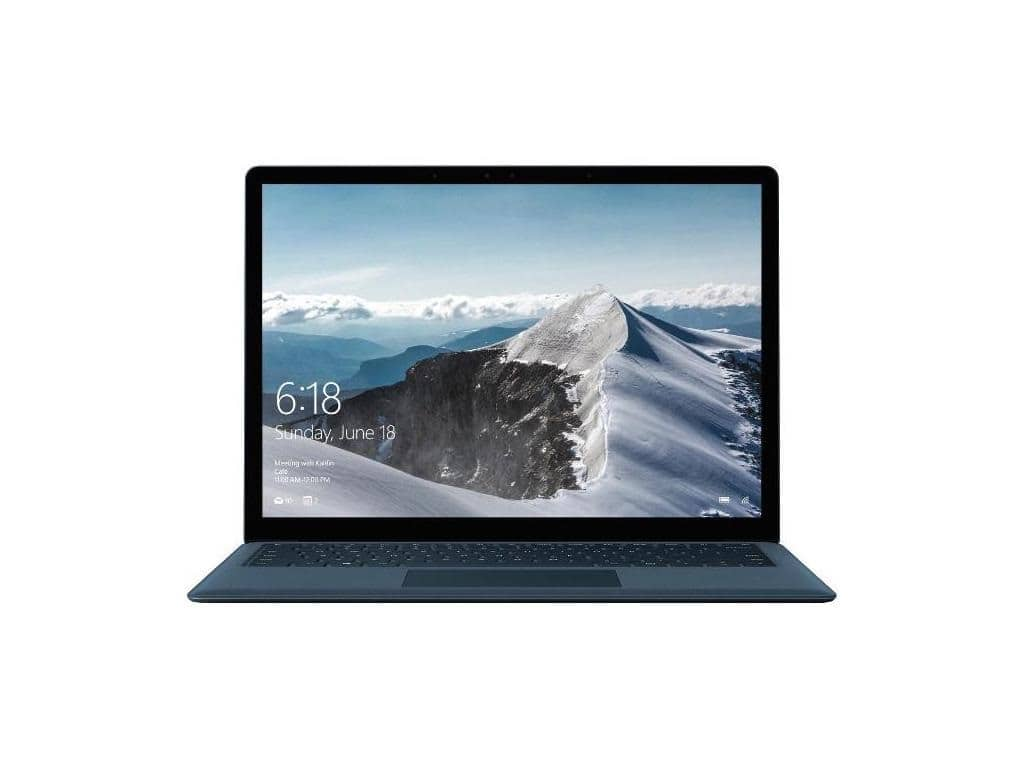 "New Microsoft Surface Laptop 13.5"" Touch Intel i7-7660U 8GB 256GB Windows 10 Pro $799.99 Shipped (eBay Daily Deal)"