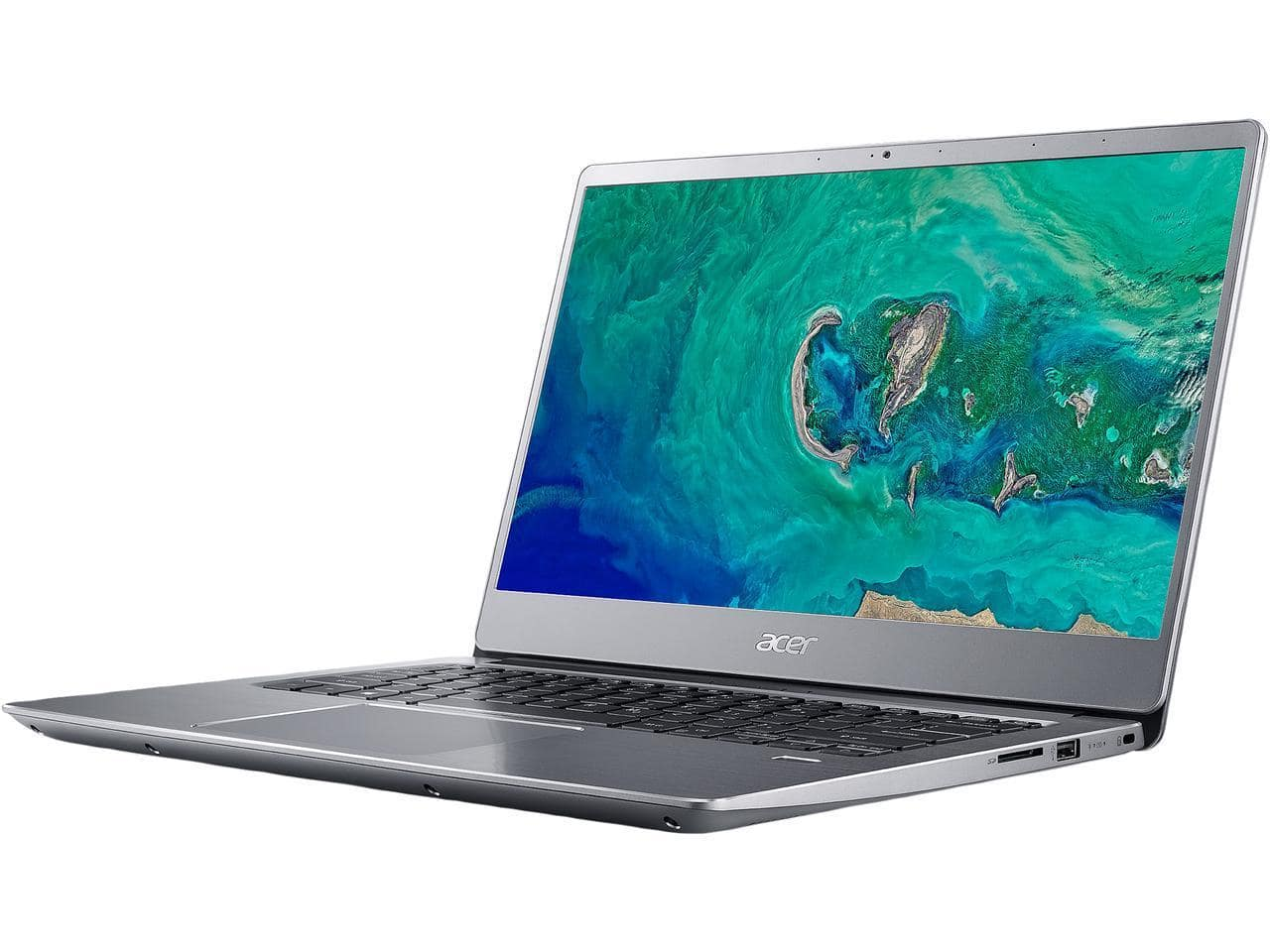 "Acer Laptop Swift 3 Intel Core i5 8th Gen 8250U (1.60 GHz) 8 GB Memory 256 GB SSD Intel UHD Graphics 620 14.0"" Windows 10 Home 64-Bit SF314-54-53BQ - $529.99 + FS"
